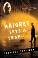 Maigret Sets A Trap