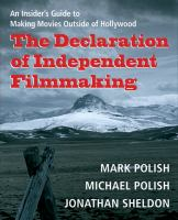 The Declaration of Independent Filmmaking