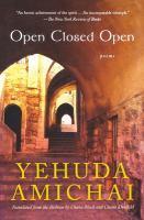Open Closed Open