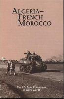 Algeria - French Morocco