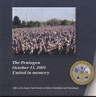 The Pentagon--before And After September 11, 2001