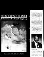 From Runway to Orbit