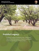 Fruitful Legacy