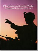 U.S. Marines and Irregular Warfare