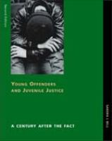 Young Offenders and Juvenile Justice