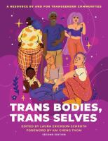 Image: Trans Bodies, Trans Selves