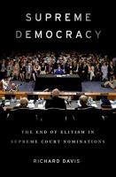 Supreme Democracy