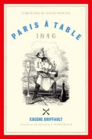 Paris à Table
