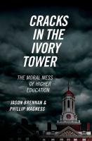 Cracks in the Ivory Tower