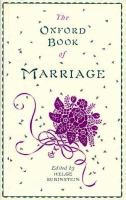The Oxford Book of Marriage