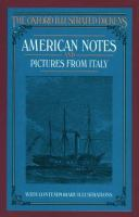 American Notes ; And, Pictures From Italy