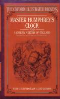 Master Humphrey's Clock ; And, A Child's History of England