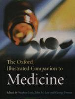 The Oxford Companion to Medicine