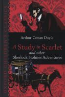 Image: A Study in Scarlet and Other Sherlock Holmes Adventures