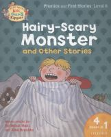 Hairy-scary Monster and Other Stories