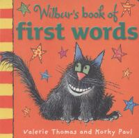 Wilbur's Book of First Words