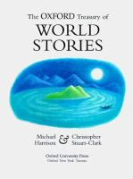 The Oxford Treasury of World Stories