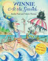 Winnie At The Seaside