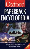 Oxford Paperback Encyclopedia