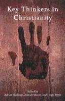 Key Thinkers in Chritianity