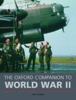 The Oxford Companion to World War II