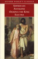 Antigone, Oedipus The King, Electra