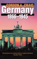 Germany 1866-1945