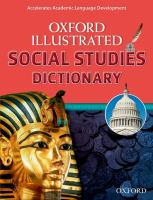 Oxford Illustrated Social Studies Dictionary