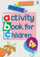 Activity Book for Children