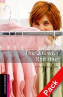 Oxford Bookworms : Starter The Girl With Red Hair Audio Cd Pack