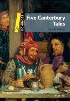 Five Canterbury Tales ; Text Adaptation By Bill Bowler, Illustrated By Natalia Demidova
