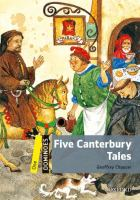 Five Canterbury Tales ; Text Adaptation By Bill Bowler, Illustrated By Natalia Demidova