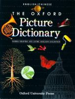 The Oxford Picture Dictionary : English-Chinese