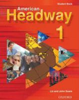 American Headway 1, Student Books, Workbook