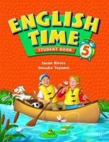 English Time Student Book