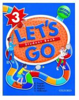 Let's Go Student Book, Three