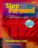 Step Forward Introductory Level
