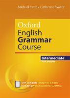 Oxford English Grammar Course - Intermediate