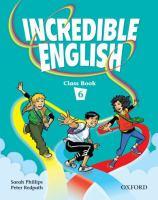 Incredible English Class Book