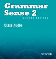 Grammar Sense 2 [includes Audio CDs]