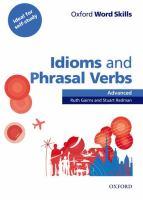 Idioms and Phrasal Verbs