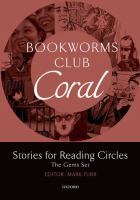 Bookworms club stories for reading circles : stages 3 and 4 coral