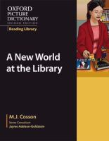 A New World at the Library