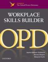 Workplace Skills Builder OPD