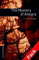 The Mystery of Allegra [includes Audio CD]