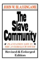 The Slave Community