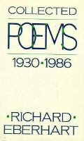 Collected Poems, 1930-1986