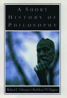 Short History of Philosophy