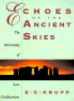 Echoes of the Ancient Skies