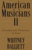 American Musicians II